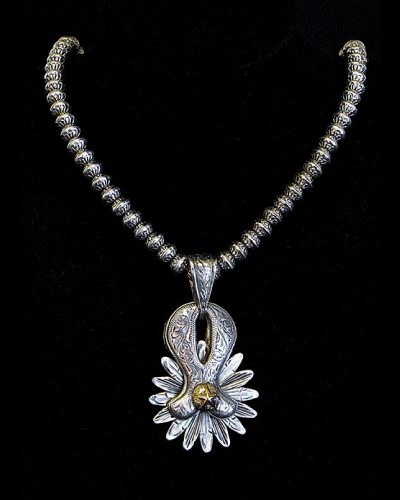 doves jewelers custom necklace image